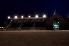 Exteriores: 6 luces