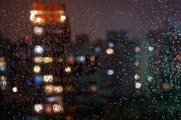 Lúdicas: Gotas en el vidrio