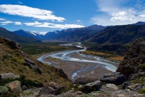 Paisajes: Río de las Vueltas