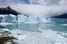 Paisajes: Agua con hielo