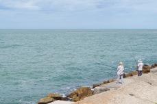 Paisajes: Los pescadores
