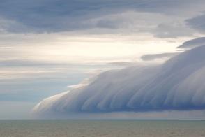 Paisajes: Sierra de nube