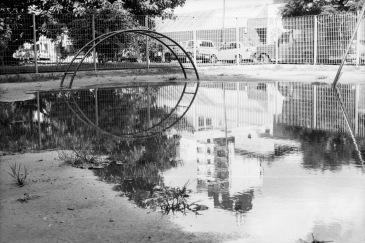 Analógicas: Reflejo buscando el círculo