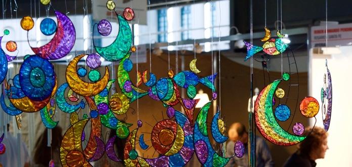 Interiores: Lunas de vidrio