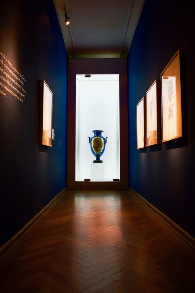 Interiores: El jarrón