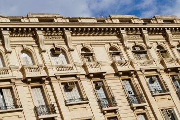 Exteriores: Ventanas y balcones