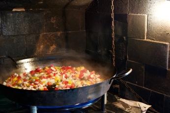 Gastronomía: Paella