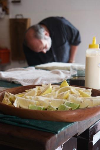 Momentos: Gajos de limón