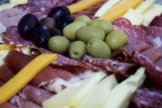 Gastronomía: Picada