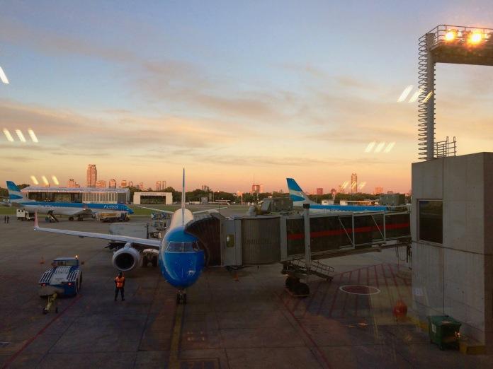 Blog: Aeropuerto
