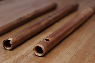 Productos: Instrumentos de Bambú