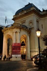 Exteriores: Museo de Arte Decorativo