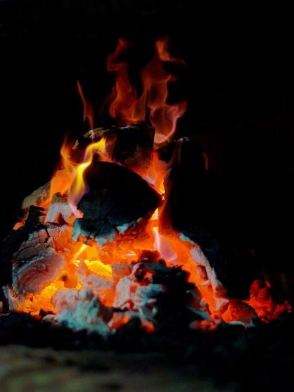 Gastronomía: Fuego