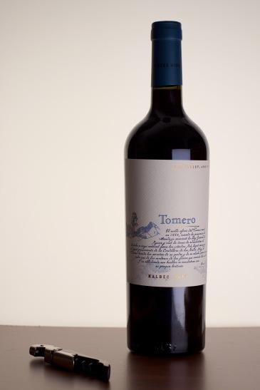 Producto: Botella de vino