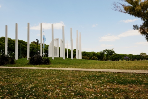 Exteriores: Monumento