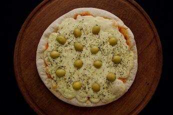 Gastronomía: Pizza