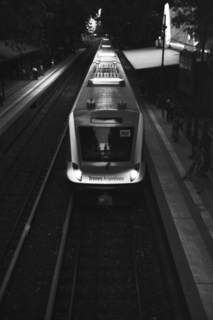 Tren fantasma