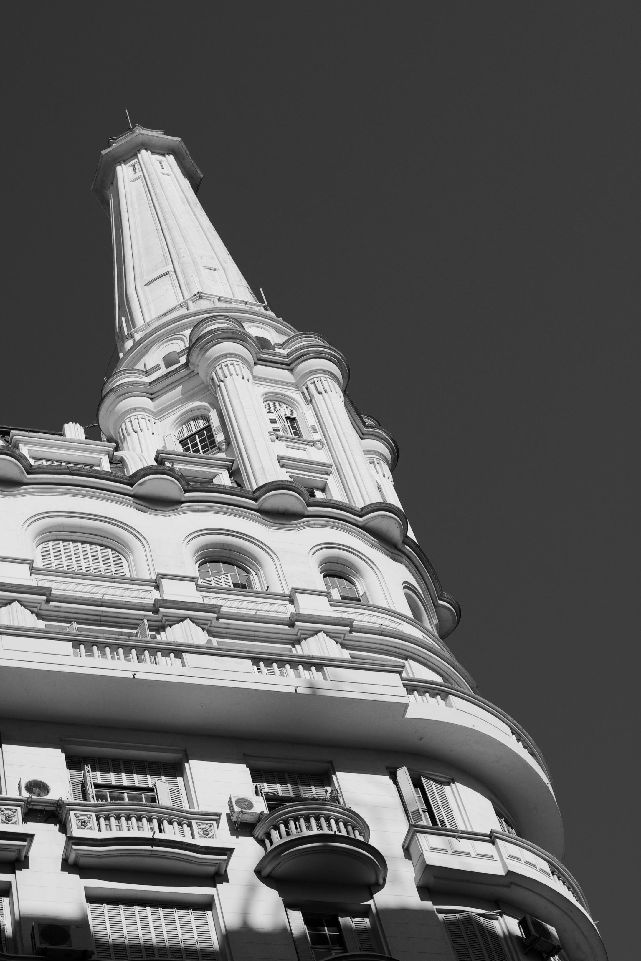 Exteriores: Arquitectura