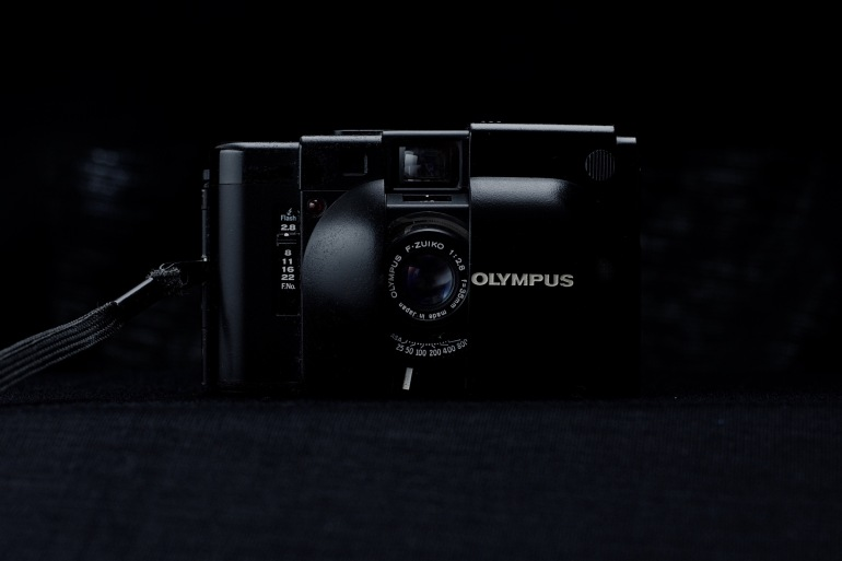 Producto: Olympus XA