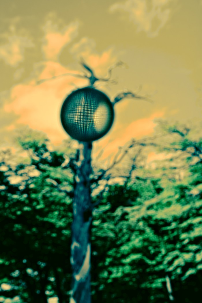 Lúdicas: Bola óptica