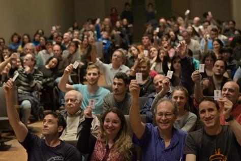 Momentos: El público