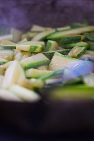 Gastronomía: En la chapa